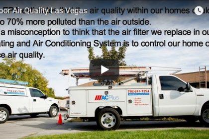 Indoor Air Quality Las Vegas