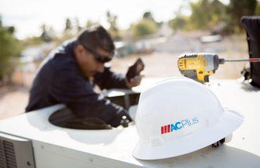 HVAC professional AC plus Las Vegas